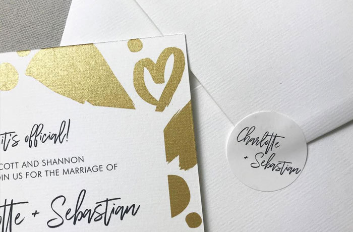 wedding invitations place cards envelopes printing online australia