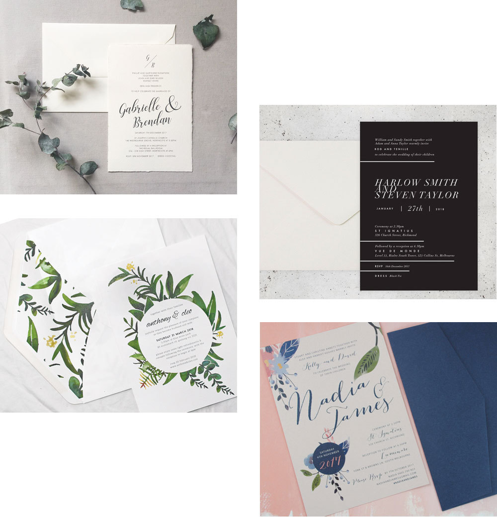 Print Your Own Wedding Invitations.Wedding Invitations Place Cards Envelopes Printing Online Australia