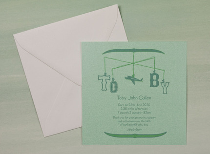 Birth Announcements and Stationery – Birth Announcement Cards Australia