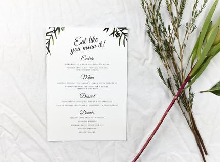 Wedding invitation card buy wedding invitation cards online brisbane stopboris Image collections